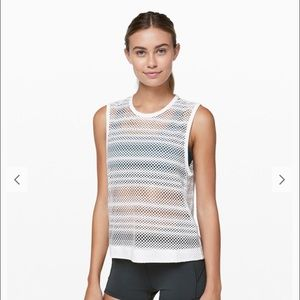 Lululemon Sweat Your Heart Out Tank